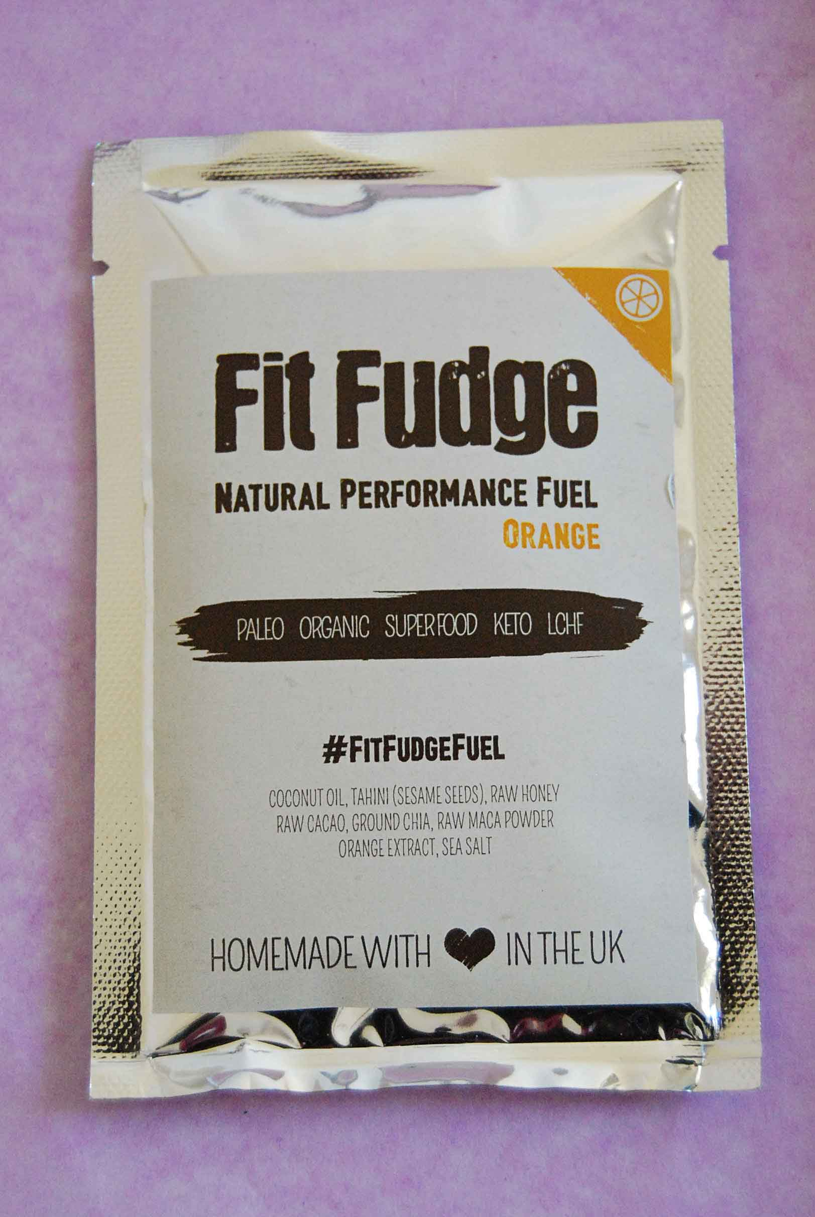 Fit Fudge