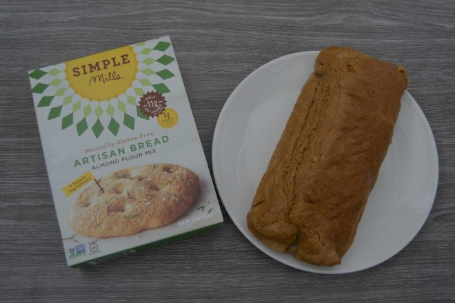 Simple Mills Artisan Bread Review
