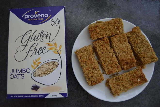 Provena Oats – Simple Vegan Flapjack Recipe