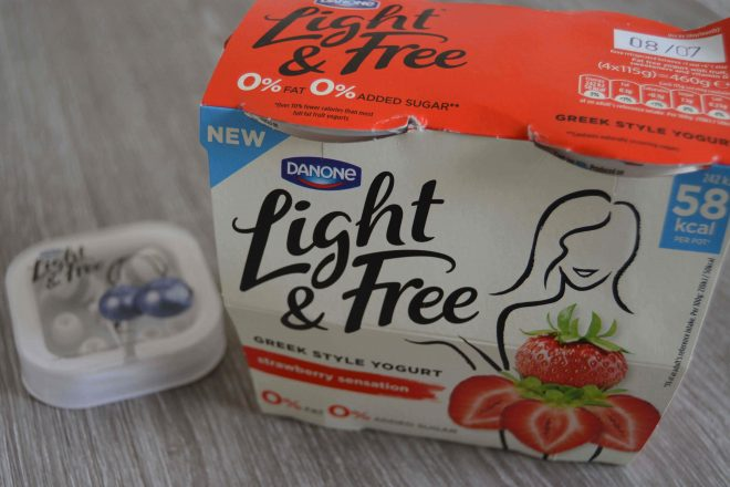 Danone Light and Free Review