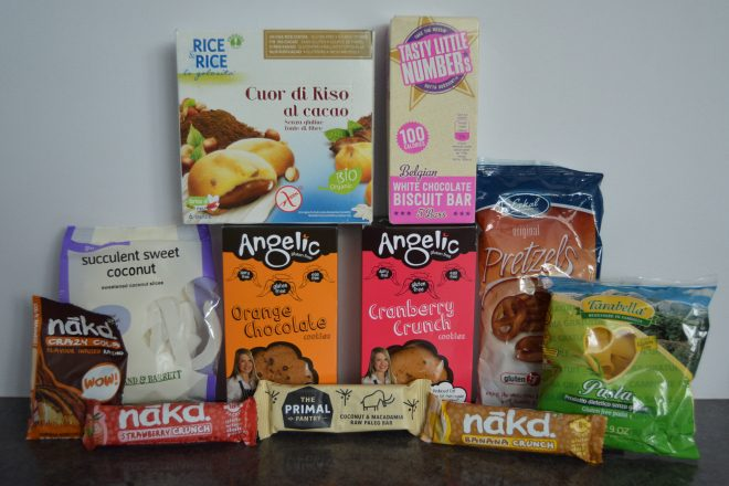 WIN! Gluten Free Treats Giveaway