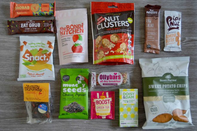 Healthy Nibbles Review & 50% Off!