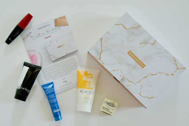 Birchbox May 2017 Review – Plus £5 Off!