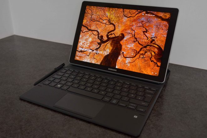 Samsung Galaxy Book 2-in-1 Laptop / Tablet Review